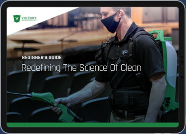 REDEFINING THE SCIENCE OF CLEAN